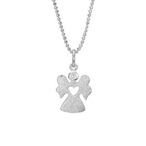 blicher fuglesang Ängel silver hänge 249300RKu