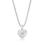 Silver hjärta