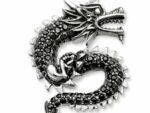 thomas sabo drake i silver